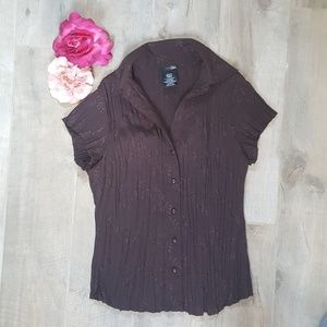 EAST 5TH WOMEN'S TOP SIZE PS
